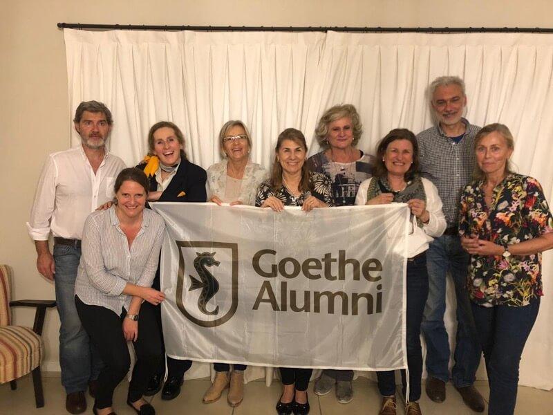 Goethe Alumni Web