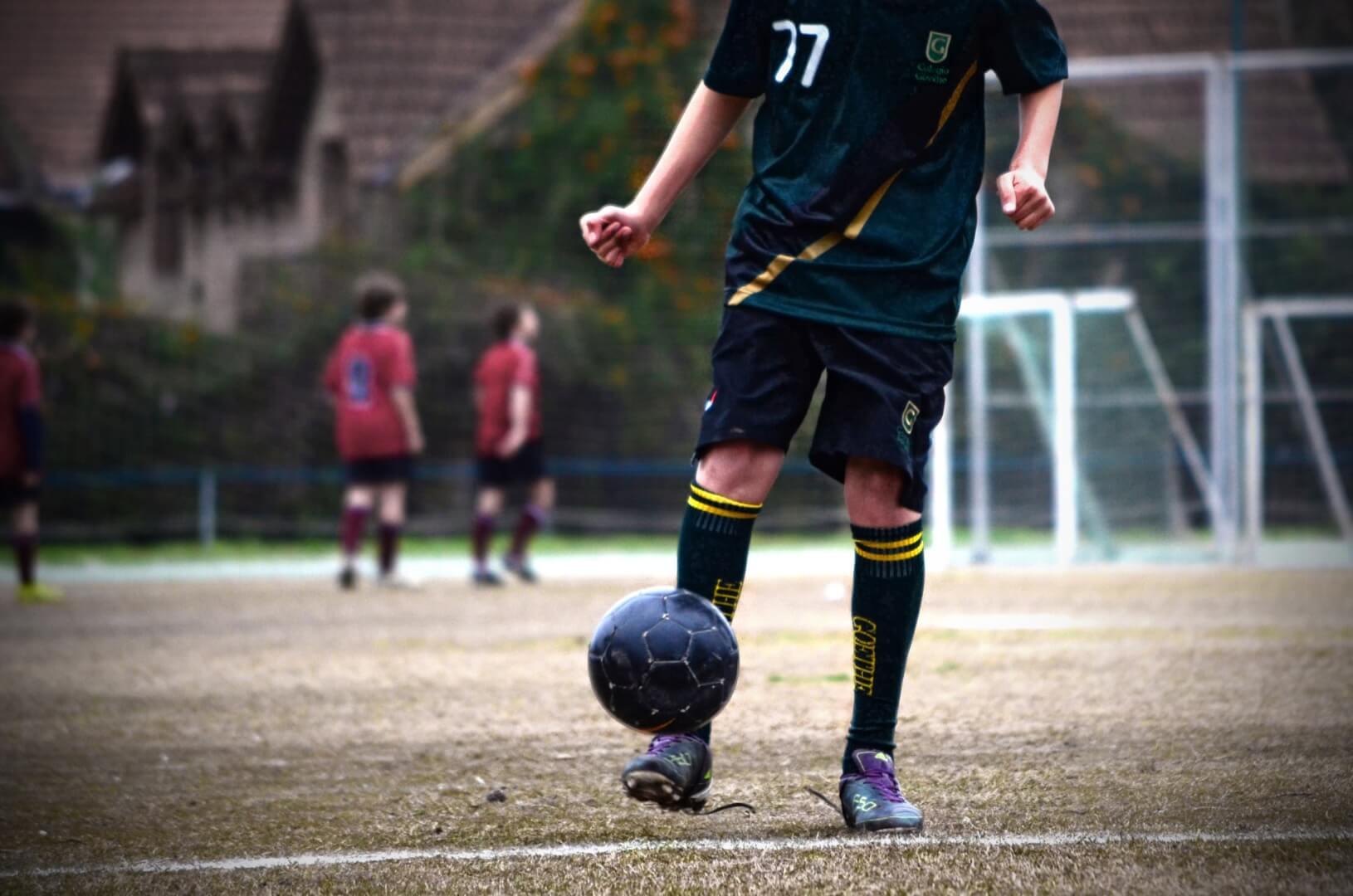 Sportunterricht und Sport
